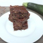 Super schokoladige Zucchini-Brownies